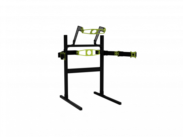 GSE Quad Monitor Stand